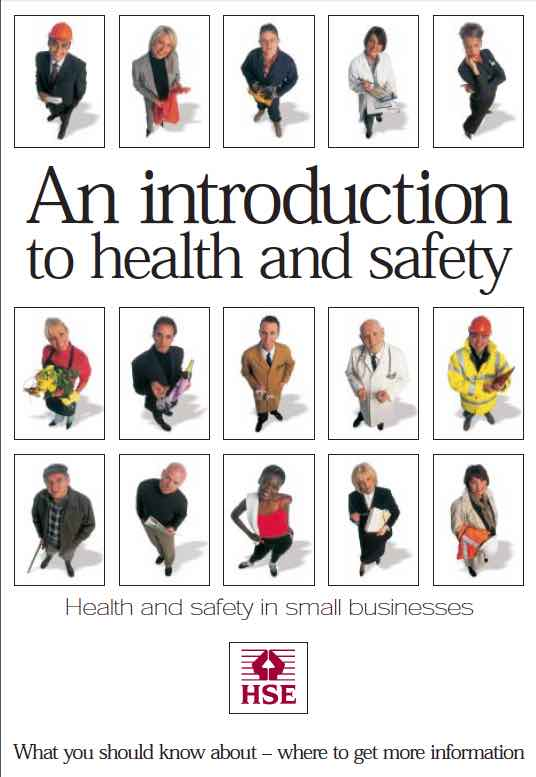 Learn From Accidents: An introduction to health and safety