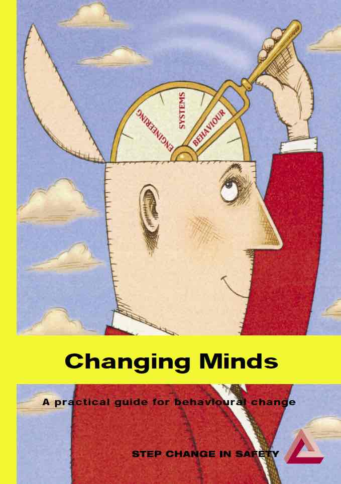 Learn From Accidents: Changing Minds